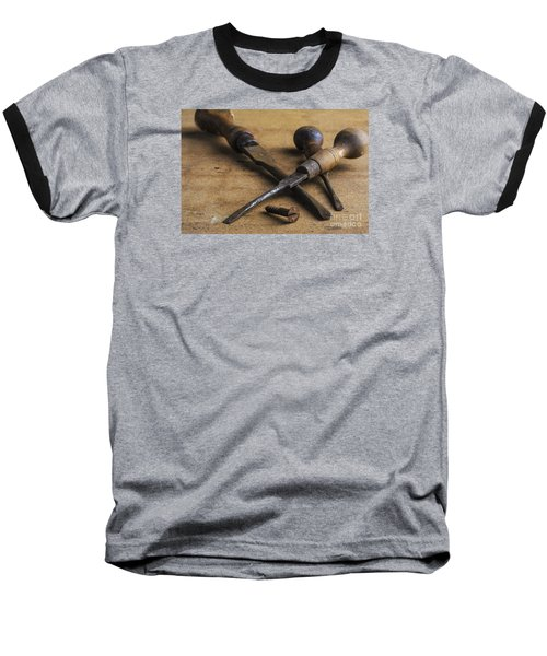 Old Screwdrivers Baseball T-Shirt