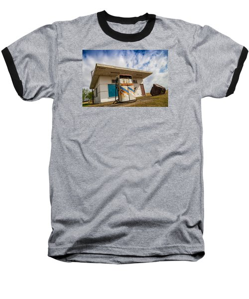 Baseball T-Shirt featuring the photograph Old Servo by Keith Hawley