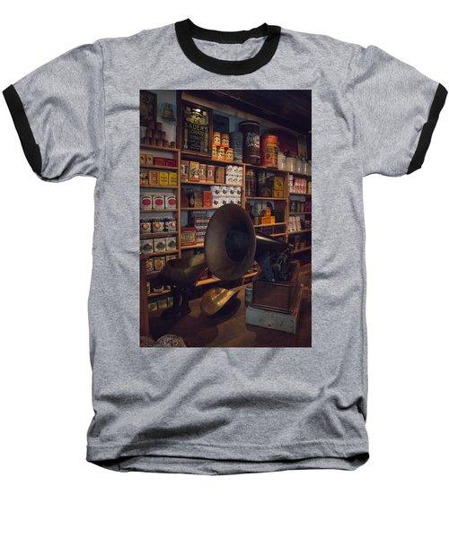 Old Shopping Days Baseball T-Shirt