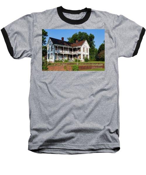 Old Shull Mansion Baseball T-Shirt