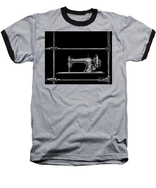 Old Singer Sewing Machine Baseball T-Shirt