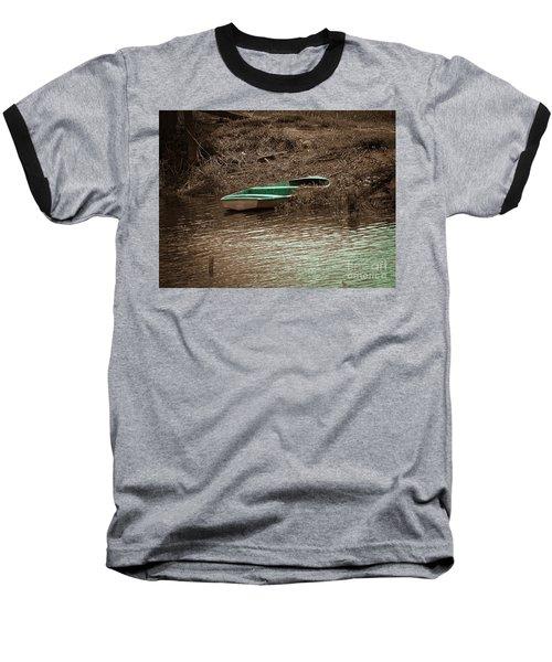 Old Skiff Baseball T-Shirt