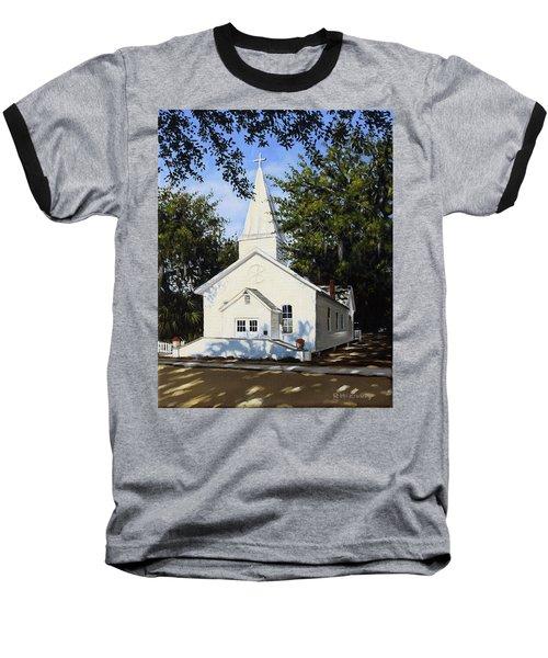 Old St. Andrew Church Baseball T-Shirt