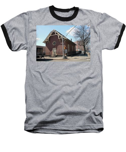 Old St. James Church  Baseball T-Shirt
