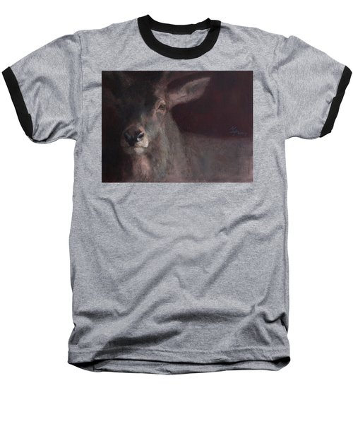 Old Stag Baseball T-Shirt
