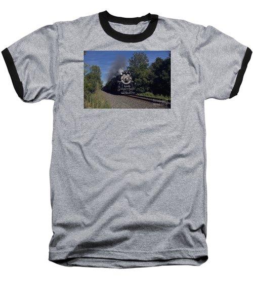 Old Steamer 765 Baseball T-Shirt