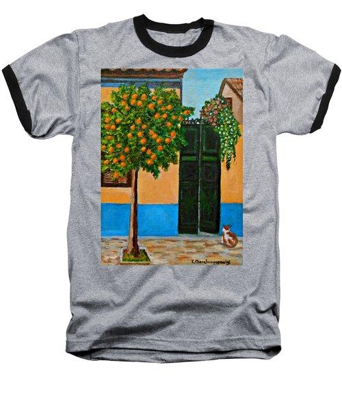 Old Times Neighborhood Baseball T-Shirt