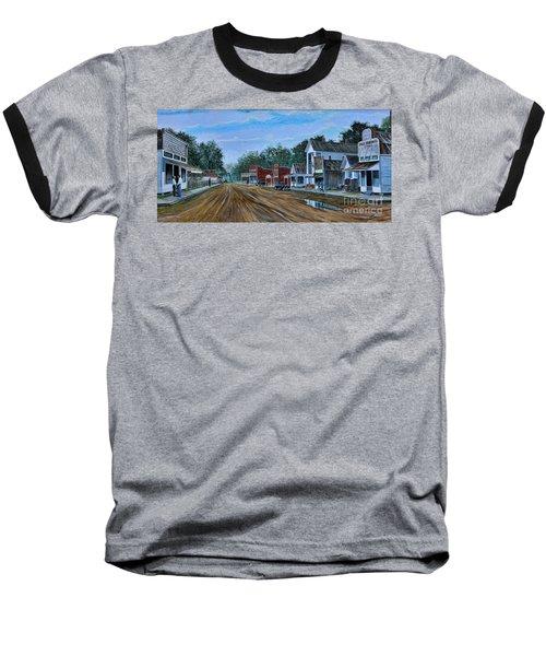 Old Town Breaux Bridge La Baseball T-Shirt