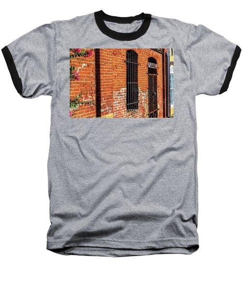Old Town Jail Baseball T-Shirt