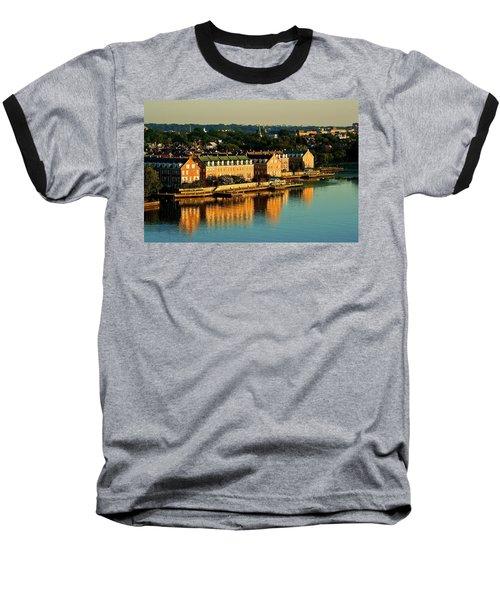 Old Town Va Baseball T-Shirt
