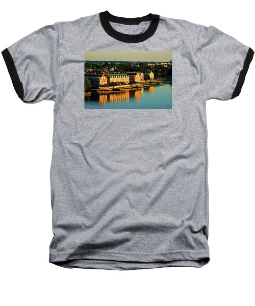 Old Town Va Baseball T-Shirt