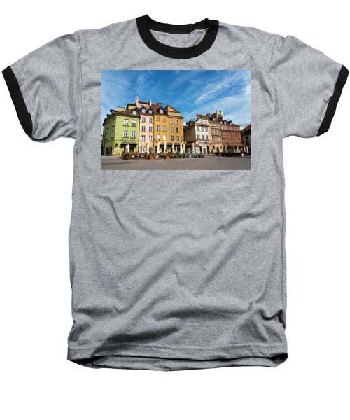 Old Town Warsaw Baseball T-Shirt by Chevy Fleet