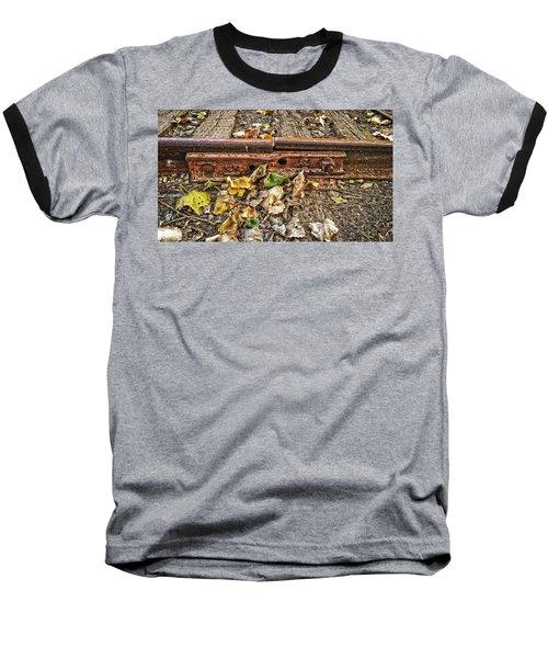 Old Tracks Baseball T-Shirt