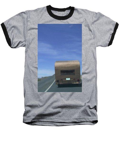 Old Trailer Baseball T-Shirt