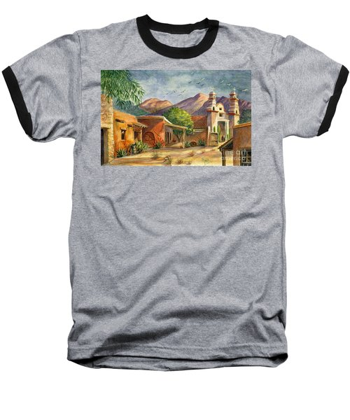 Old Tucson Baseball T-Shirt
