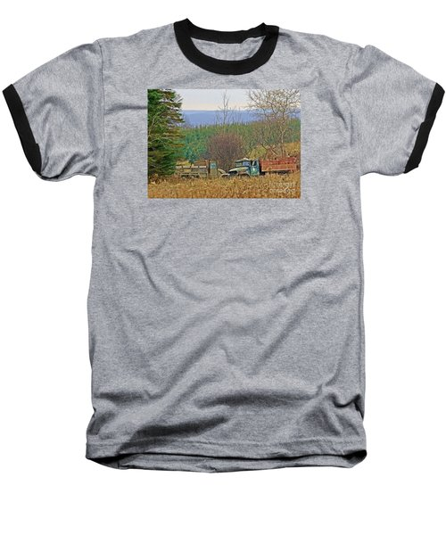 Baseball T-Shirt featuring the photograph Old Warriors by Christian Mattison