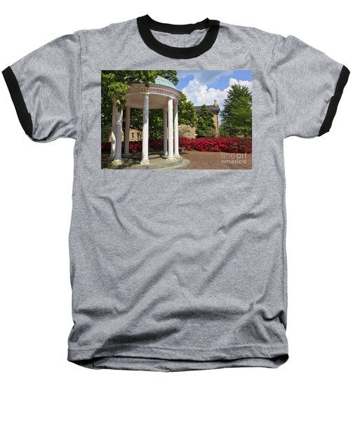 Old Well At Chapel Hill In Spring Baseball T-Shirt