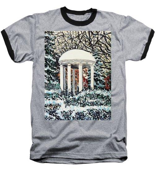 Old Well Winter Baseball T-Shirt