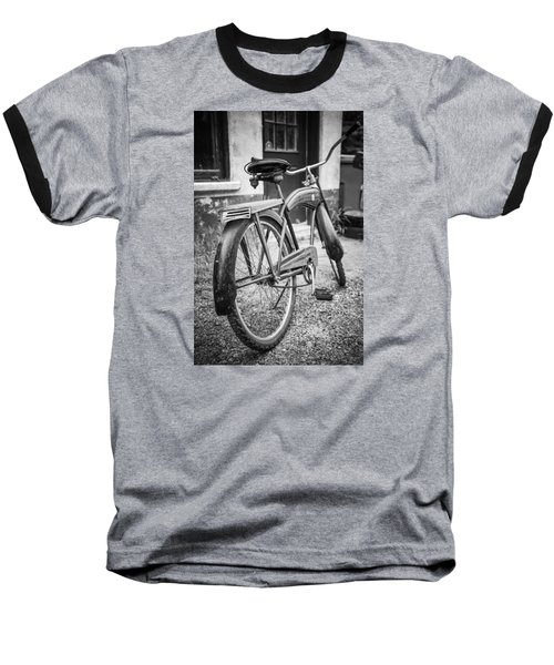 Old Wheels Baseball T-Shirt