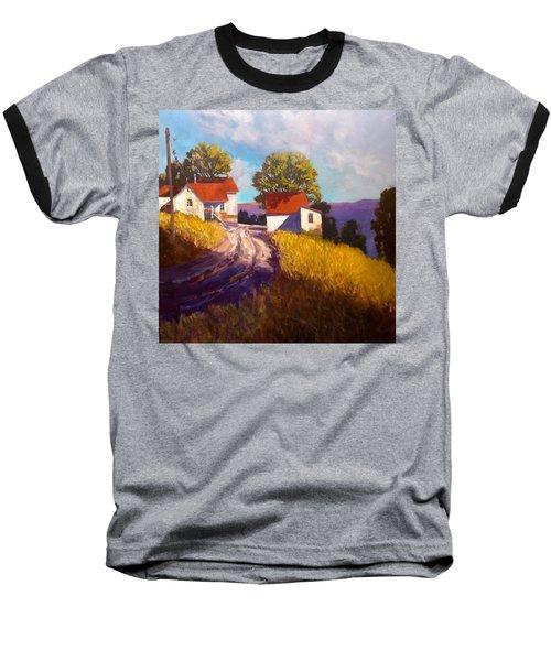 Old Willy's Barn Baseball T-Shirt