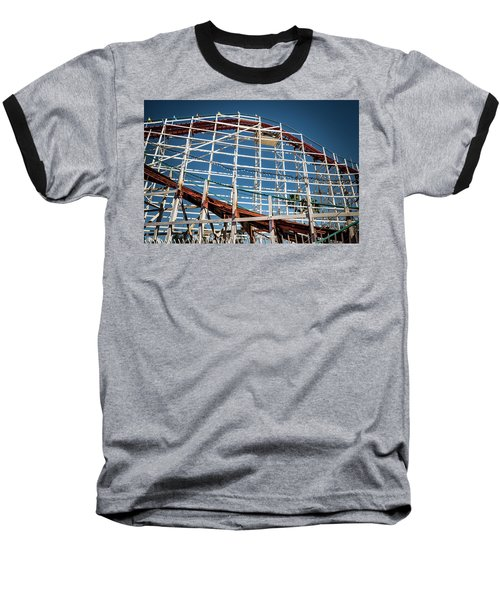Old Woody Coaster Baseball T-Shirt