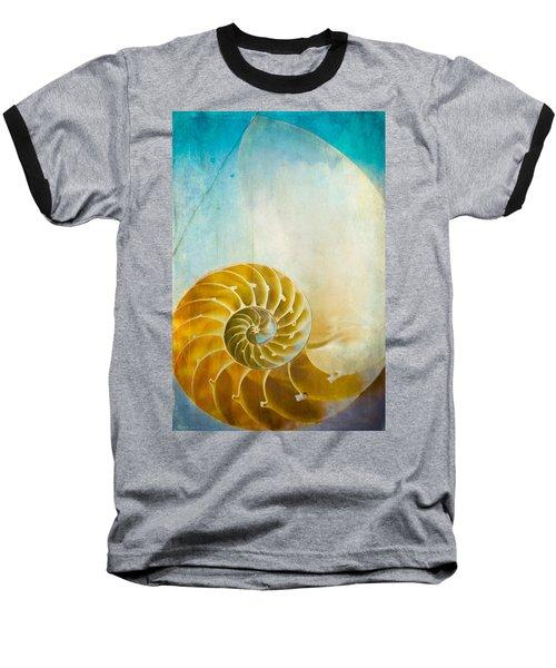 Old World Treasures - Nautilus Baseball T-Shirt