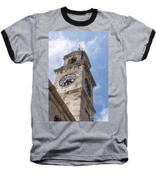 Olde Time Clock Baseball T-Shirt