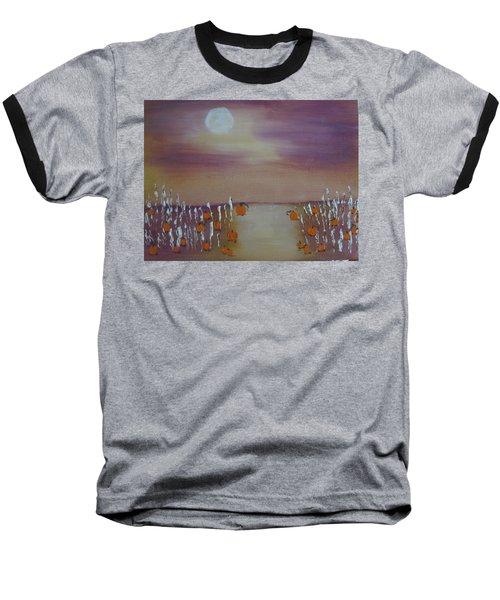Olde Tyme Pumpkin Patch And Maze Baseball T-Shirt