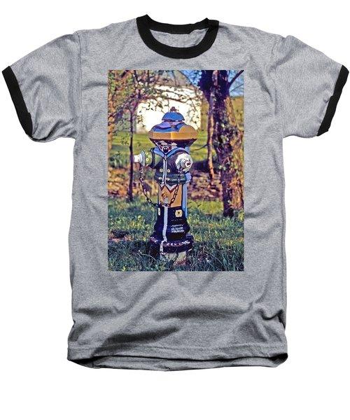 Oldenburg Fireplug Baseball T-Shirt