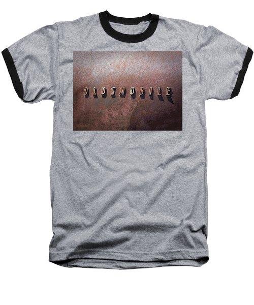 Oldsmobile Baseball T-Shirt by LeeAnn McLaneGoetz McLaneGoetzStudioLLCcom