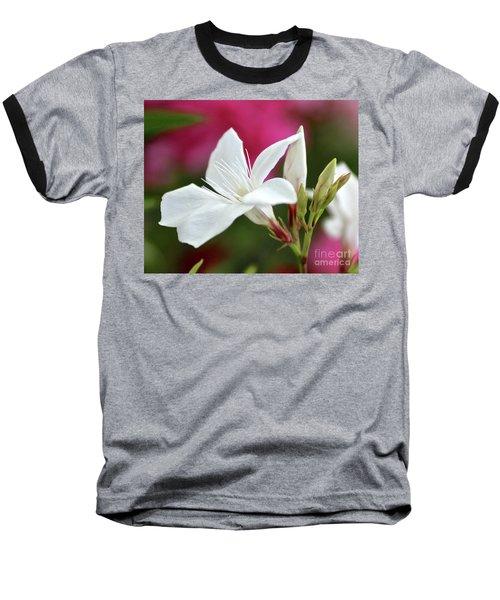 Oleander Casablanca 2 Baseball T-Shirt