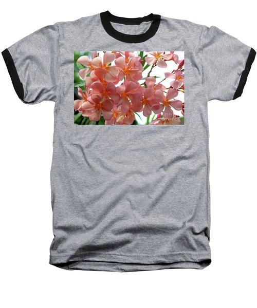 Oleander Dr. Ragioneri 4 Baseball T-Shirt