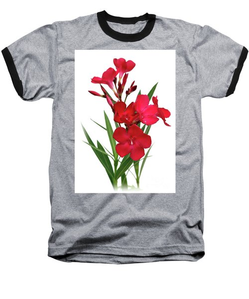 Oleander Emile Sahut 2 Baseball T-Shirt
