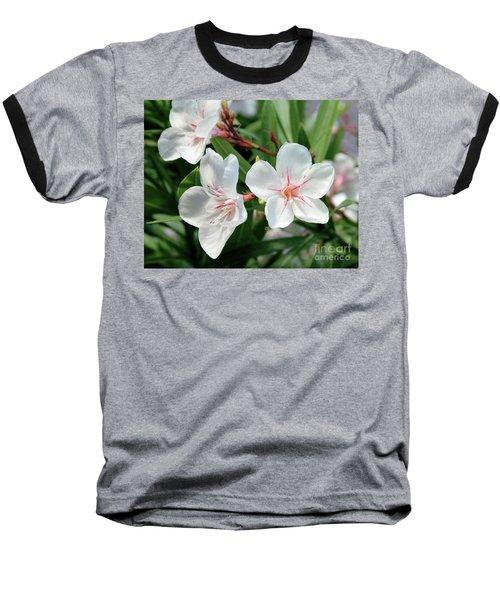 Oleander Harriet Newding 3 Baseball T-Shirt