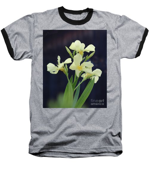 Baseball T-Shirt featuring the photograph Oleander Marie Gambetta 2 by Wilhelm Hufnagl