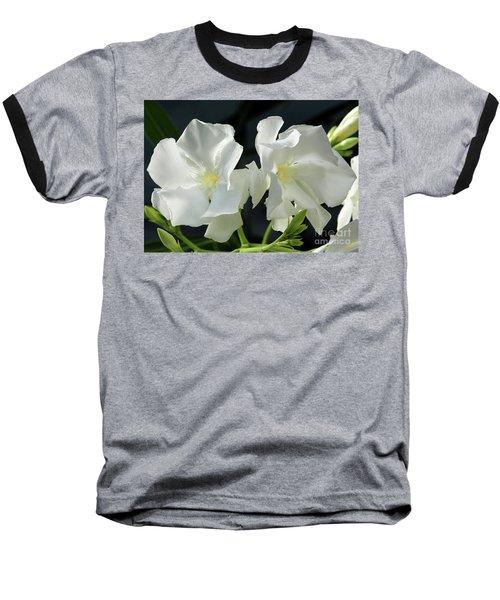 Oleander Mont Blanc 1 Baseball T-Shirt