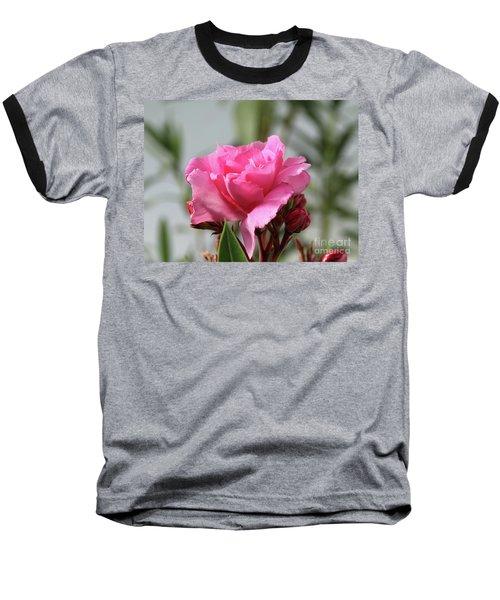 Oleander Splendens Giganteum 2 Baseball T-Shirt