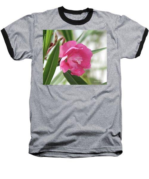 Oleander Splendens Giganteum 3 Baseball T-Shirt
