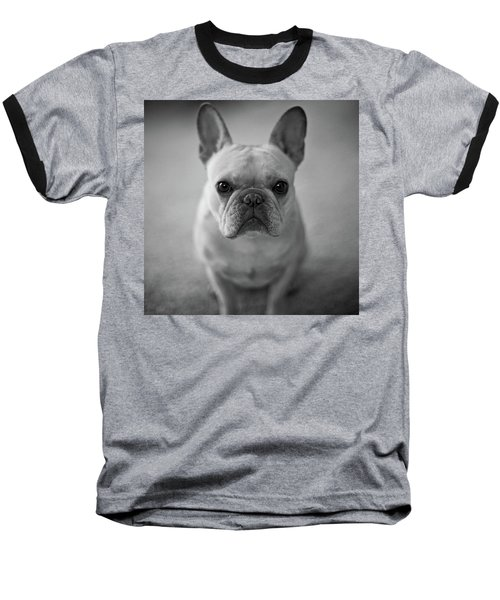Olive Baseball T-Shirt