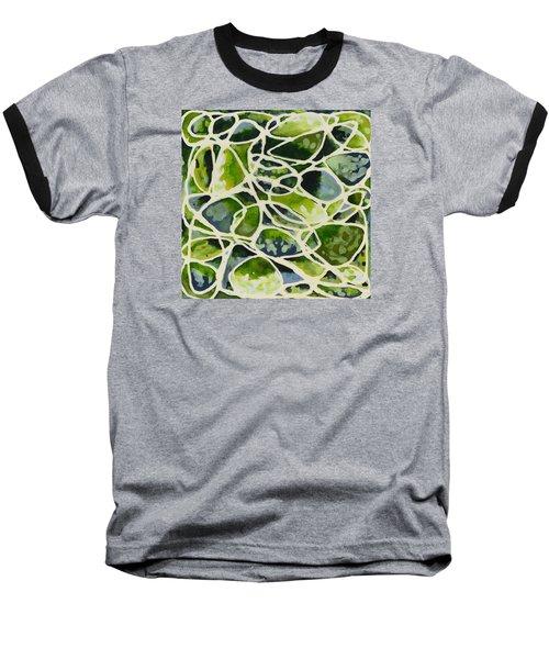 Olive Pot Baseball T-Shirt