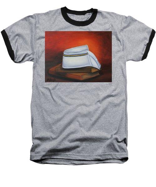 Olivet Nazerene University  Baseball T-Shirt by Marlyn Boyd