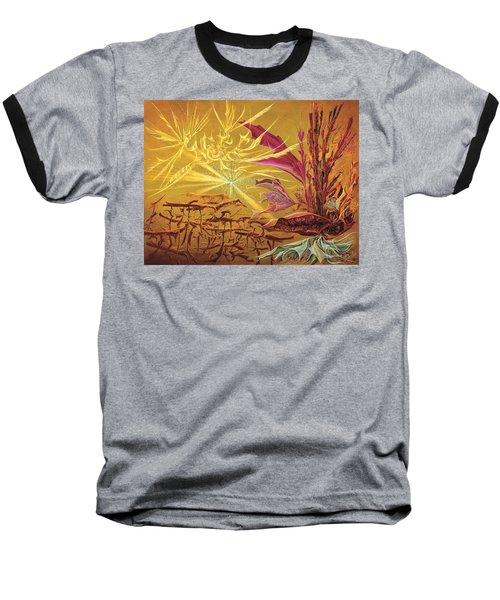 Olivier Messiaen Landscape Baseball T-Shirt