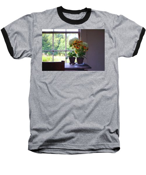 Olson House Flowers On Table Baseball T-Shirt