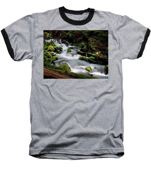 Olympic Spring Baseball T-Shirt