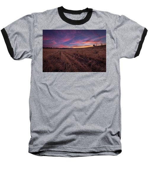 On An  Evening In July Baseball T-Shirt