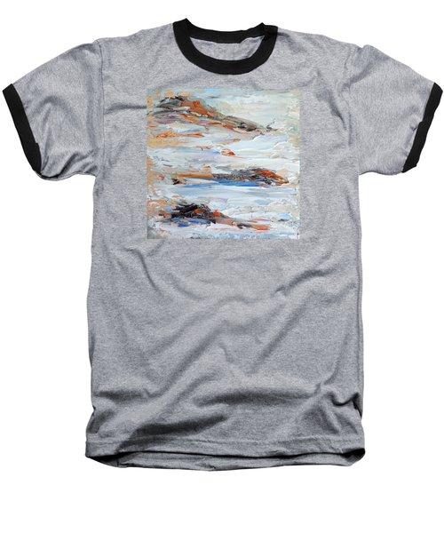 On Da Rocks Baseball T-Shirt