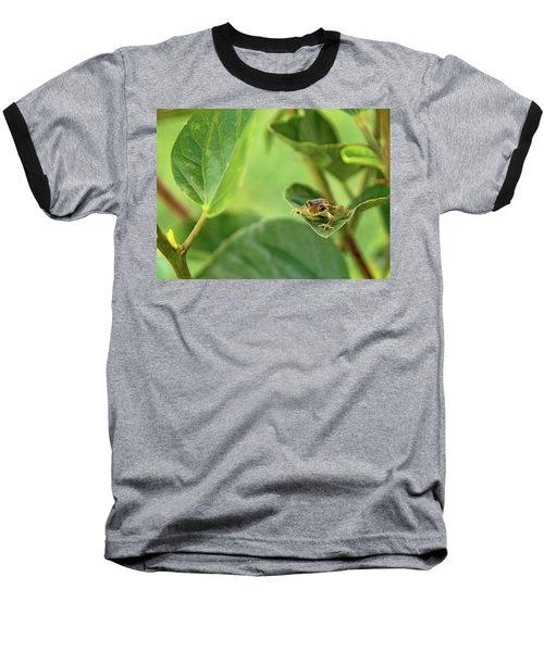 On Edge Baseball T-Shirt