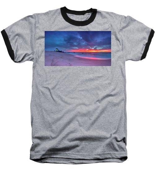 On Fire V2 Baseball T-Shirt