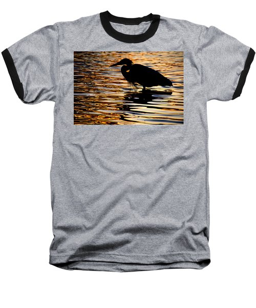 On Golden Pond Baseball T-Shirt