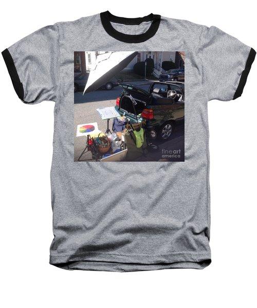 On Location Baseball T-Shirt